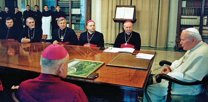 Jan Paweł II a archidiecezja lwowska. Część 2