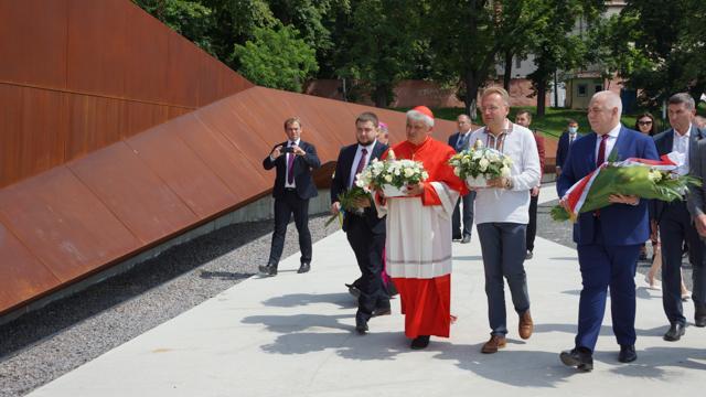 Jałmużnik papieski kard. Konrad Krajewski we Lwowie i Berdyczowie
