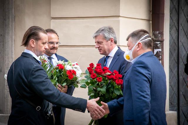 Połączył on tysiące Ukraińców i Polaków wokół wspólnej idei bycia razem