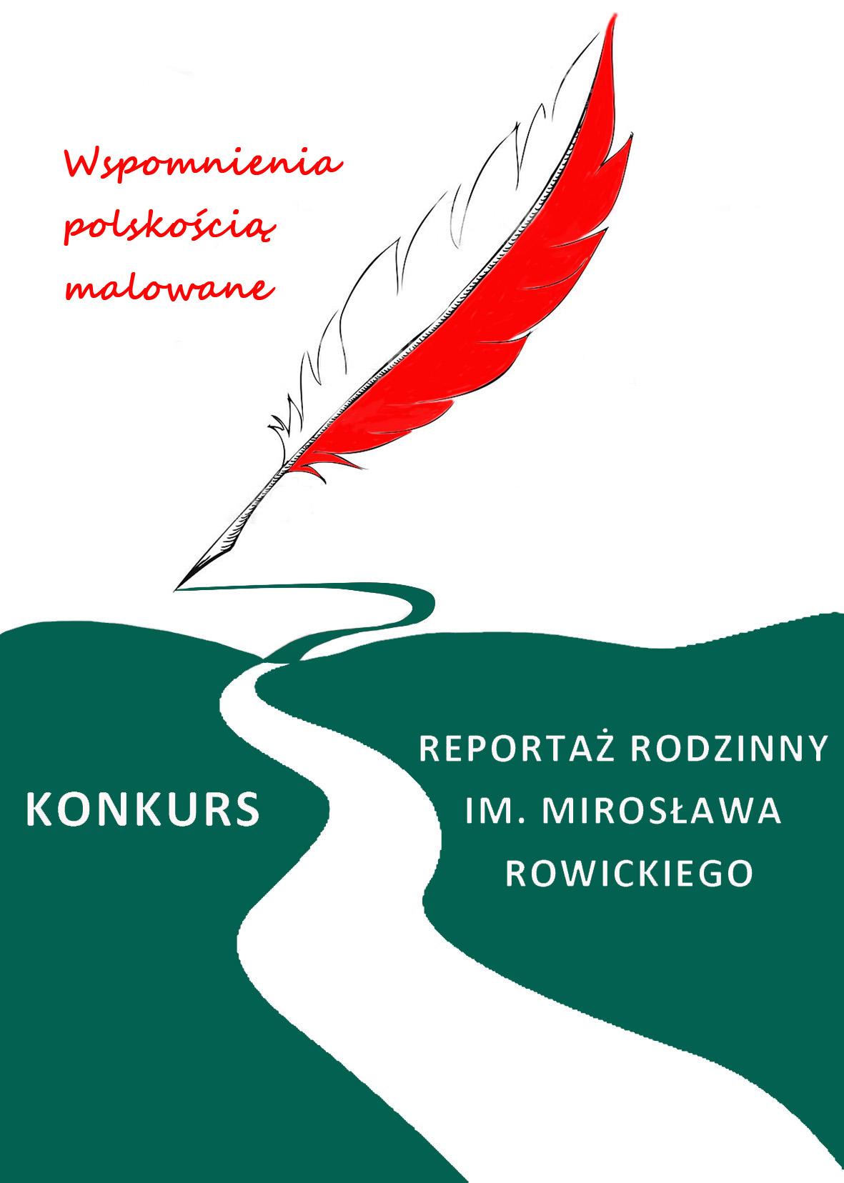 """Konkurs """"Reportaż rodzinny im. Mirosława Rowickiego"""""""
