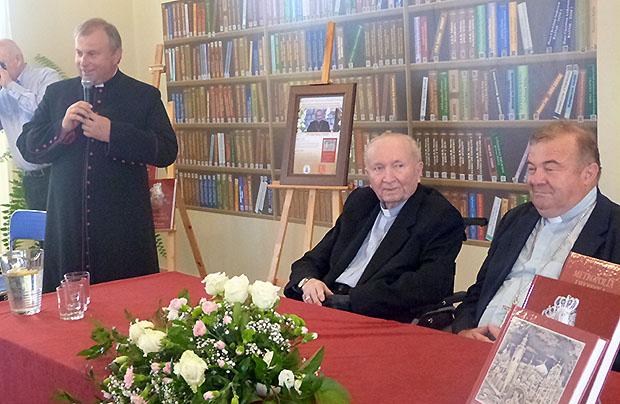 Kalwaryjski Kardynał w domu Ojca