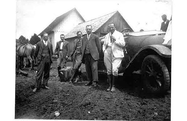 Stulecie założenia w Paranie (Brazylia) polskiej rolniczej kolonii Virmond