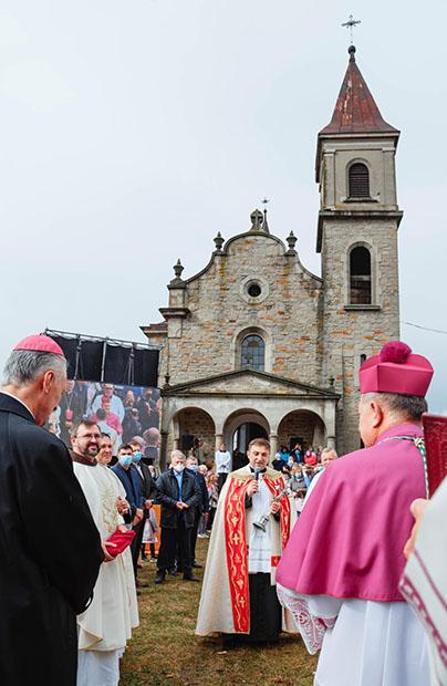 Nowe miejsca modlitwy w archidiecezji lwowskiej