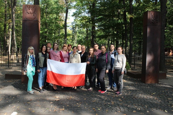 Objazd polskich miejsc pamięci narodowej