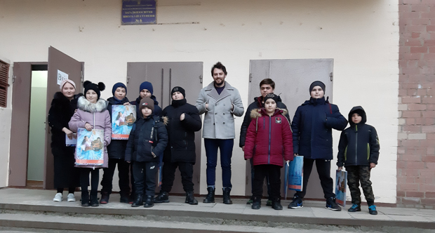 Pegaz Janusza Panczenki, Roma z południa Ukrainy