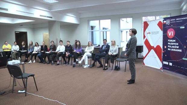 VI Forum Młodych Polaków na Ukrainie