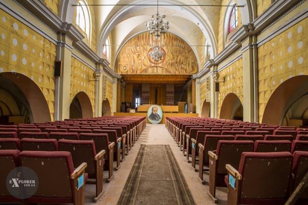 Zapomniane kościoły Lwowa nadal niszczeją