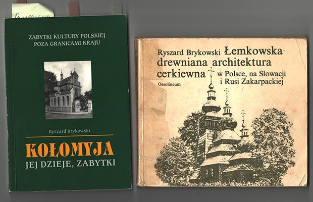 Ryszard Brykowski w pamięci kołomyjan