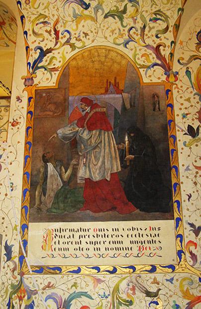 Dawna kaplica rzymskokatolickiego seminarium duchownego. Część 3