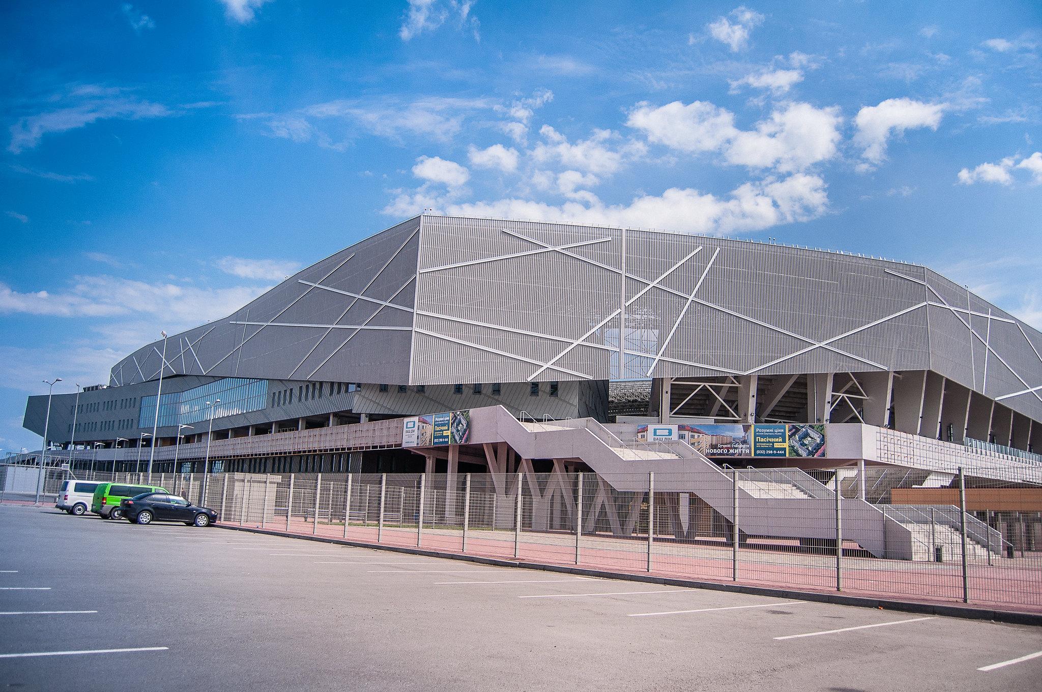 Czy stadion we Lwowie będzie nosił imię Bandery?