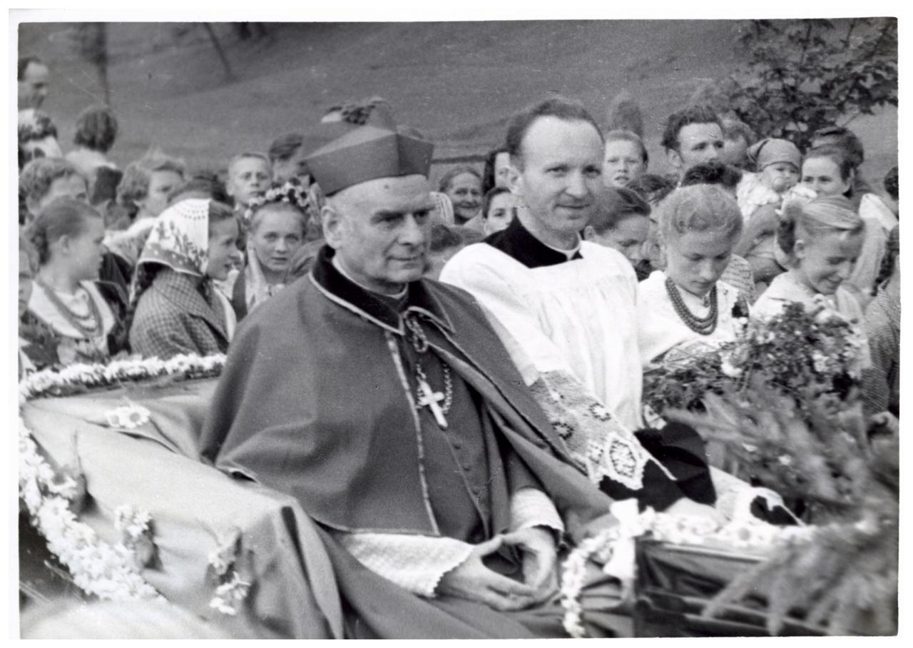 Kardynał Marian Franciszek Jaworski. Część 10