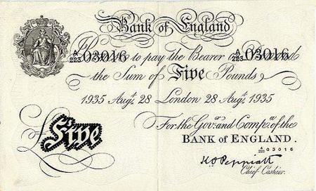 Hitlerowska fabryka fałszywych banknotów
