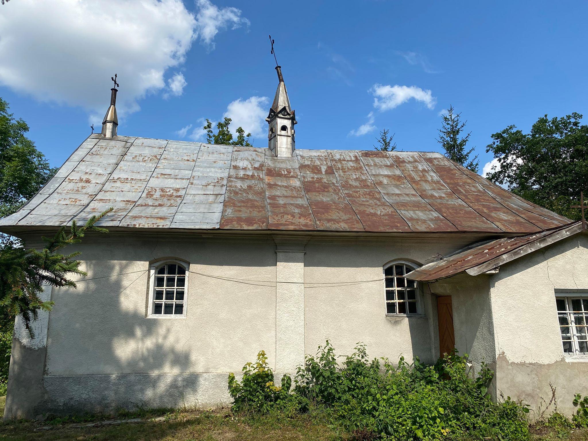 Wieś Jeziorko