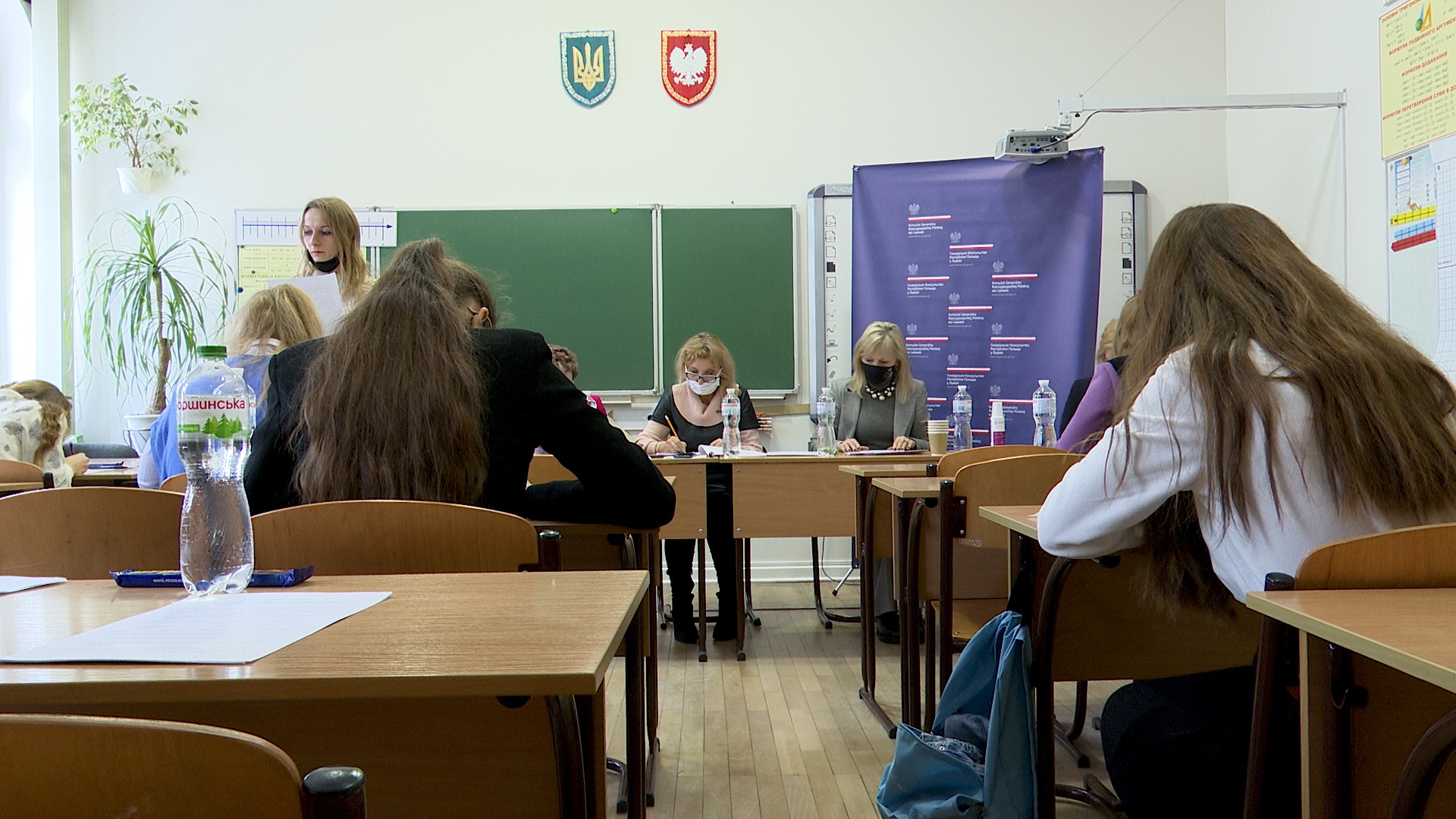 Olimpiada literatury i języka polskiego na Ukrainie