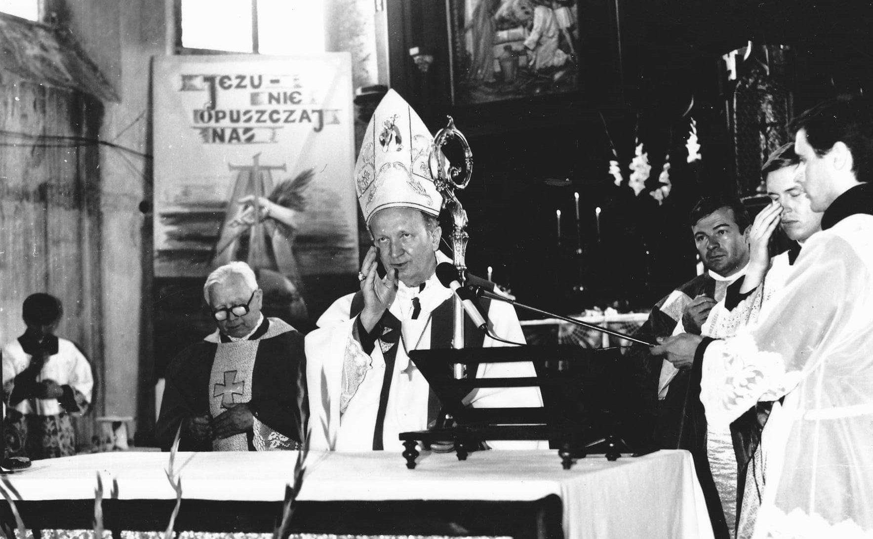Kardynał Marian Franciszek Jaworski. Część 11