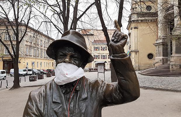 """Lwów został wyjęty spod """"czerwonej strefy"""""""