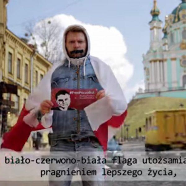 Białoruski, polski dziennikarz Andrzej Poczobut dziś obchodzi 48 urodziny