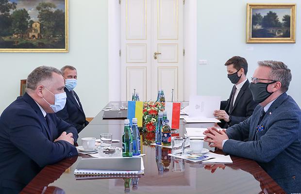3 maja wizytę w Polsce złoży prezydent Ukrainy