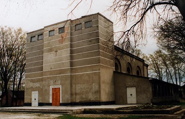 Ormiańskie miasteczko Łysiec