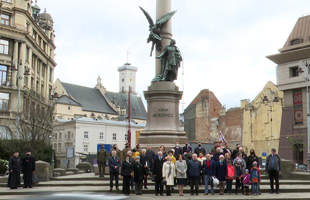 Obchody 230. rocznicy uchwalenia Konstytucji 3 Maja we Lwowie