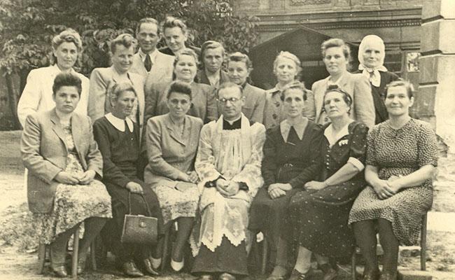 Kościół rzymskokatolicki na terenie obwodu stanisławowskiego w latach 1945–1991. Część 1