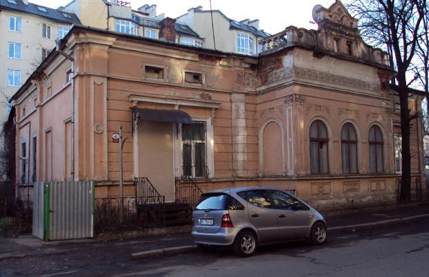 Rezydencja Habsburgów w Stanisławowie