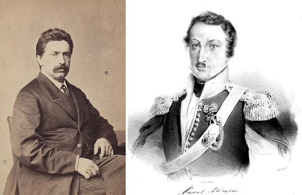 Bohaterowie powstań 1831 i 1863 roku