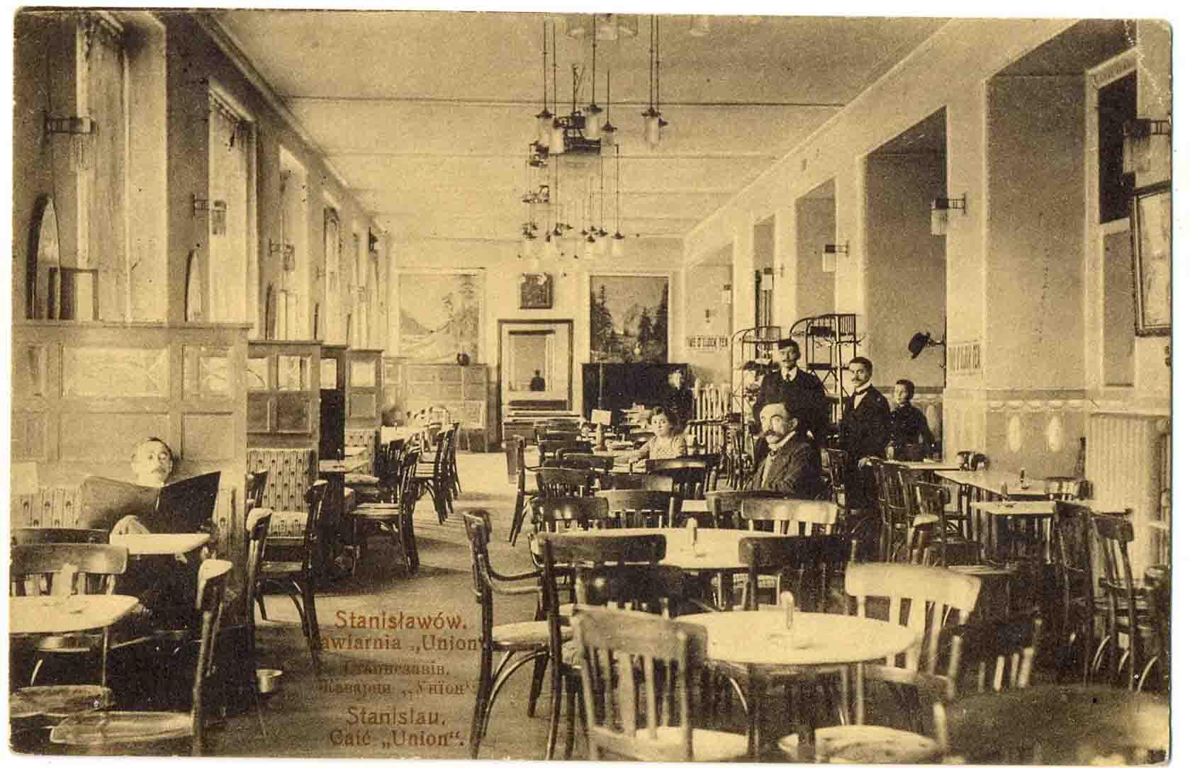 Kuchnia starego Stanisławowa