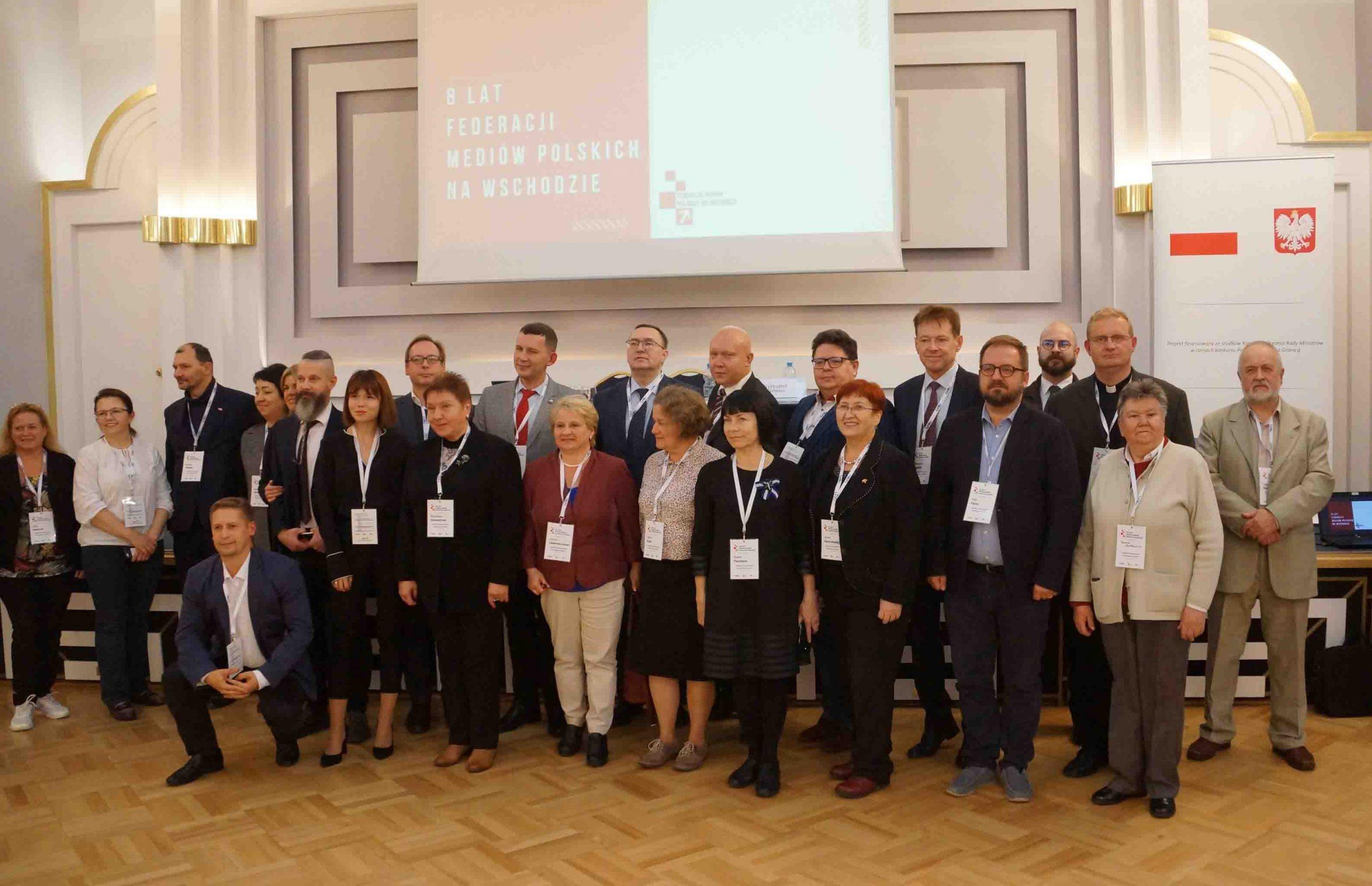 VIII Zjazd Federacji Mediów Polskich na Wschodzie