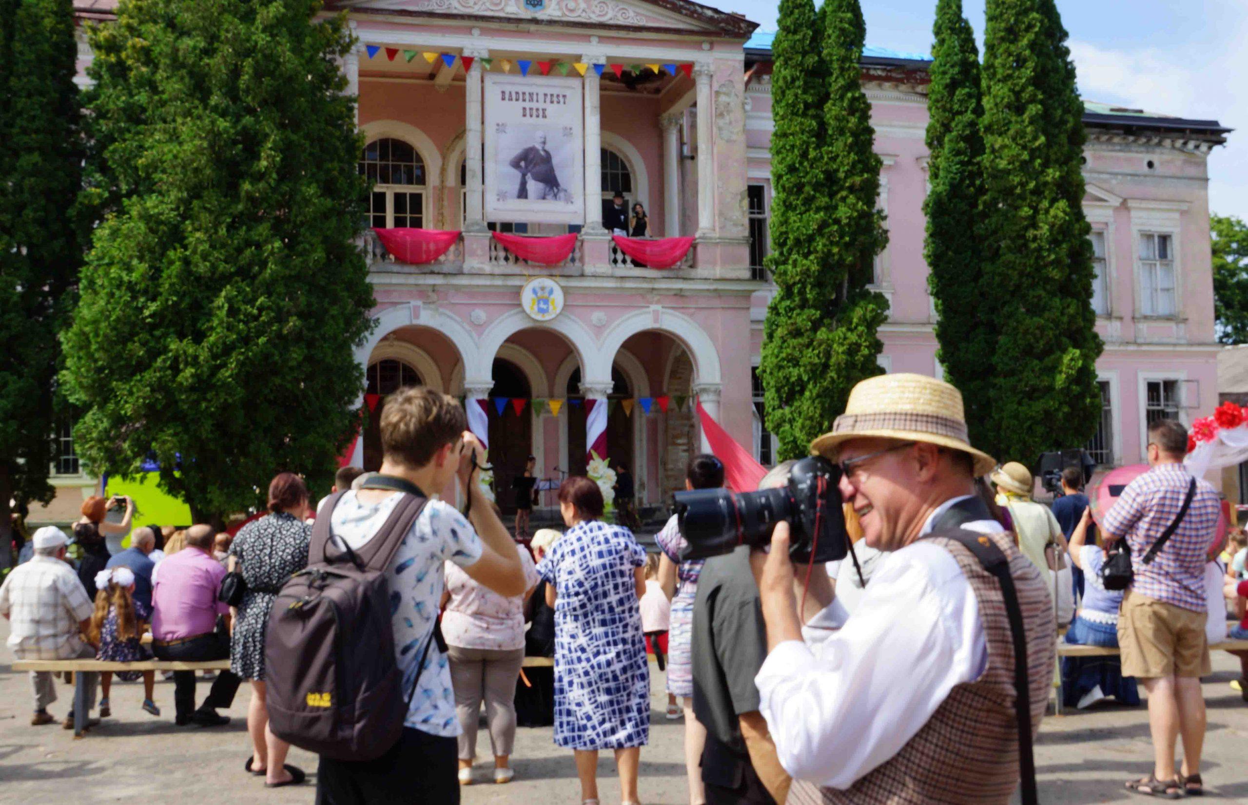 Badeni Fest w Busku
