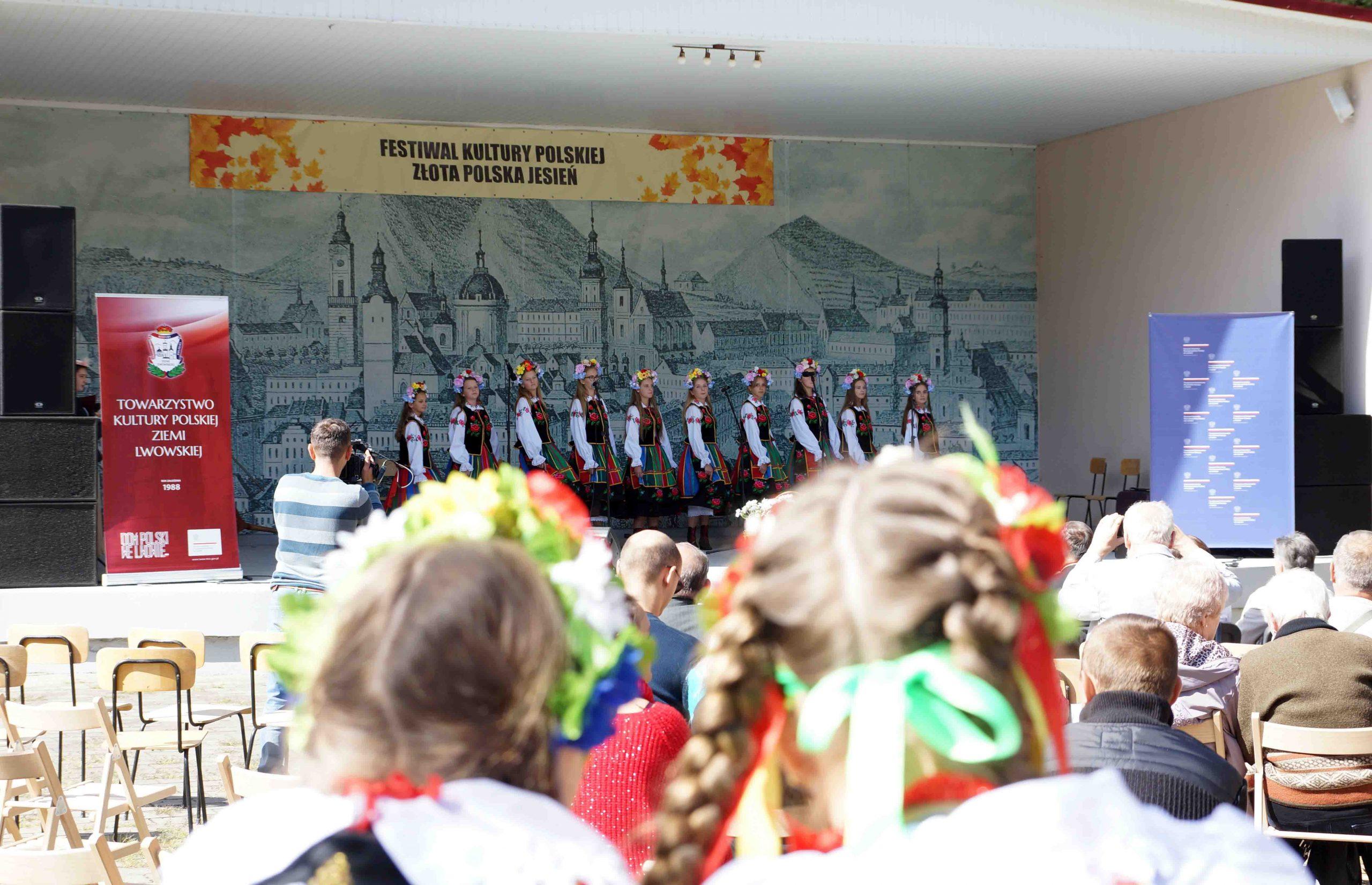Złota Polska Jesień w Brzuchowicach