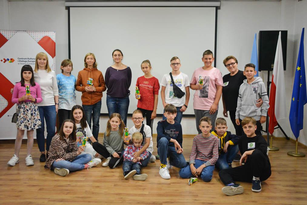 Twórczość Stanisława Lema połączona z warsztatami robotyki dla dzieci i młodzieży