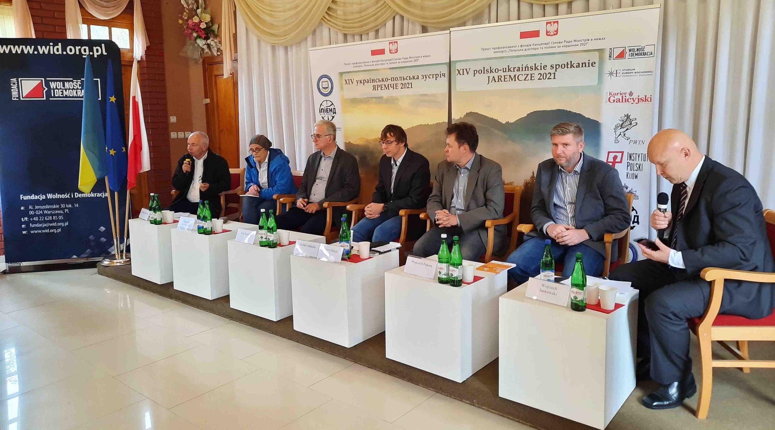 Jaremcze 2021: rola mediów w stosunkach polsko-ukraińskich