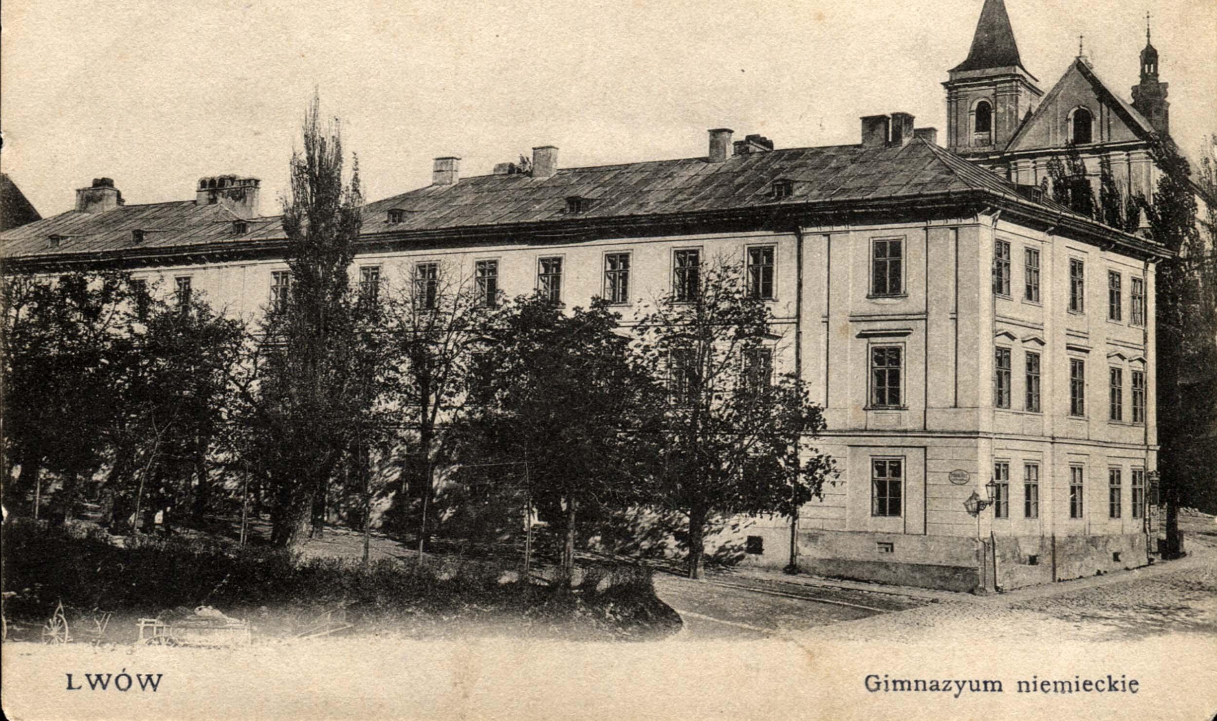 Lwów Stanisława Lema. Część 4